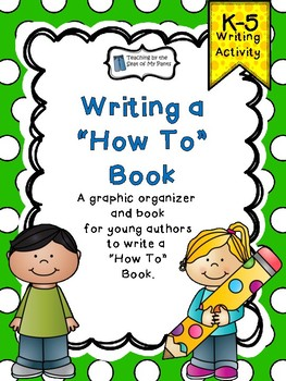 "Writing a ""How To"" Book"