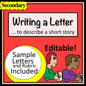 Writing a Letter to Describe a Short Story