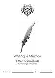 Writing a Memoir - A Step by Step Guide for Younger Students
