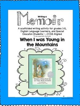 Memoir/Poetry Primary Writer's Workshop