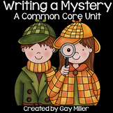 Writing a Mystery