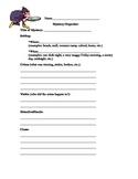 Writing a Mystery Organizer