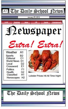 Writing a News Article PDF Version