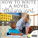 Writing a Novel in 5th Grade | Unit 7 | End of Year CCSS A