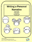 Writing a Personal Narrative