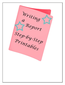 Writing a Report Unit 3 of 4