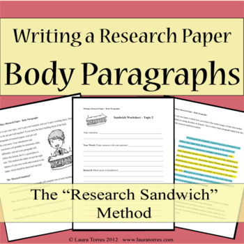 teaching students to write research papers Lesson plan 1: research paper writing: an overview  -swbat understand the process of writing a research paper  students will be assigned to begin writing the.
