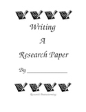 Writing a Research Paper--Step-by-Step Guide