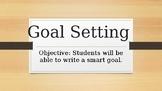 Writing a SMART Goal