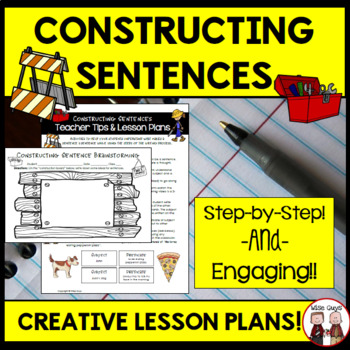 Writing a Sentence Using the Writing Process