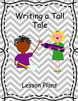 Writing a Tall Tale Unit