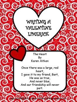 Writing a Valentine Limerick