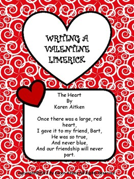 Writing a Valentine Limerick