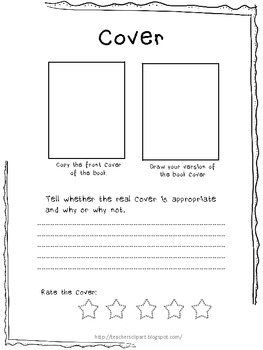 Writing a book report {the easy way} CCSS Aligned