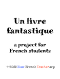Writing a children's book (French project)