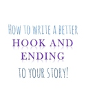 Writing a hook and ending