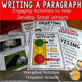 Writing a Paragraph (Traffic Light Paragraph)