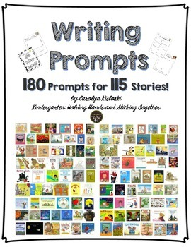 Writing Prompts: 180 Prompts for 115 Stories