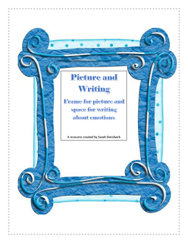 Writing about emotions