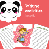 Writing activities book