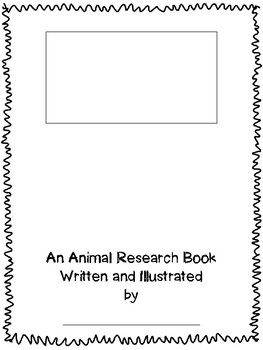 Writing an Animal Research Book