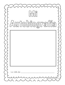writing an autobiography in spanish