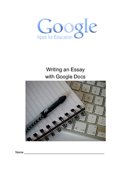 Writing an Essay With Google Docs