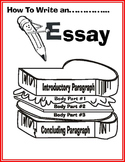 Teaching Expository Writing - 3rd, 4th, 5th Grade Writing Activities