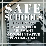 Writing an Op-Ed on Safe Schools: An Argumentative Writing