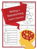 Writing and Brainstorming Graphic Organizers