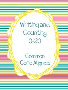 Writing and Counting 0-20