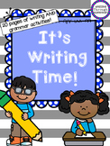 Writing and Grammar Grade 1