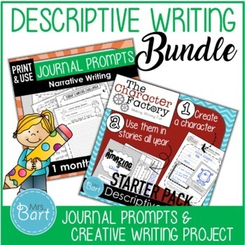 Writing and Grammar Resources- 36 PAGES!