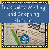 Writing and Graphing Inequalities in 2 Variables Stations