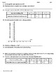 Writing and Graphing an Exponential Function Worksheet