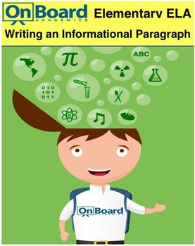 Writing and Informational Paragraph