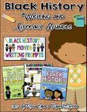 Writing and Literacy Bundle: Black History