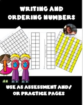 Writing and Ordering Numbers