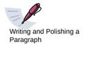 Writing and Polishing a Paragraph