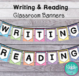 Writing and Reading Banners