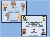 Rubrics: Writing and Reading for Early Primary and ESL Newcomers
