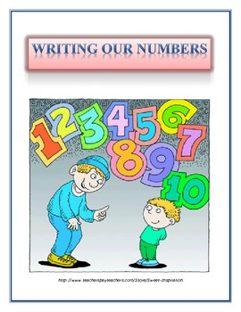 Writing and Recognizing Numbers