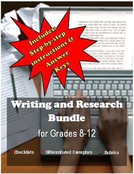 Writing and Research Bundle