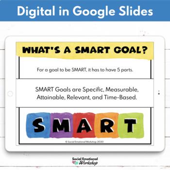 SMART Goals: Activities to Set Goals, Monitor Goals, and Reflect