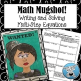 MULTI-STEP EQUATIONS ACTIVITY