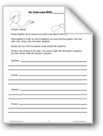 Writing and Thinking Activities for the Early Explorer Unit