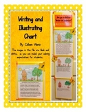 Writing and illustrating Chart