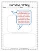 ULTIMATE WRITING BUNDLE - CCSS Anchor Charts & Generic Top