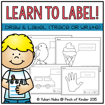 Learn to Label!: Draw & Trace