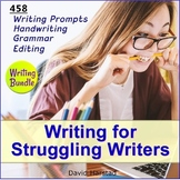 Writing for Struggling Writers